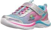 Skechers Girls Game Kicks Light-Up Sneaker (Little Kid/Big Kid)