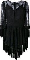 Alice McCall fringed mini dress - women - Nylon/Rayon - 36