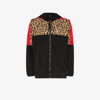 Marcelo Burlon County of Milan leopard print windbreaker jacket