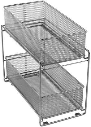 Design Ideas Mesh Cabinet Baskets