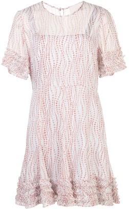 Cinq à Sept soft Ashton dress