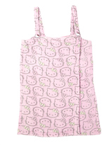 Hello Kitty Pink Plush Shower Wrap - Juniors