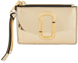 Marc Jacobs Zip wallet with wrist strap