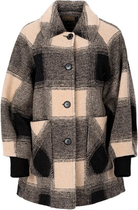 Pendleton Shorthills Raglan Wool Blend Coat