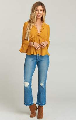 Show Me Your Mumu Jaclyn Mid Rise Jean