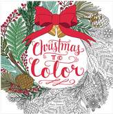Harper Collins Christmas to Color