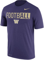Nike Men's Washington Huskies Legend Football T-Shirt