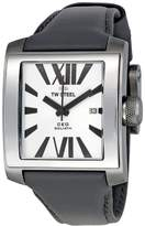 TW Steel Men's CE3001 CEO Goliath Silver-Tone Dial Watch