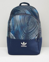 adidas Geology Print Backpack