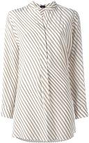 Joseph striped blouse