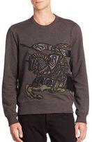 Burberry Lyson Elevated Sweatshirt