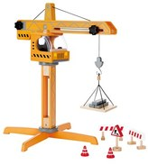 Hape Infant Crane Lift Toy