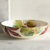 Pier 1 Imports Willow Leaves Dinner Bowl