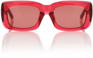ATTICO x Linda Farrow Marfa sunglasses