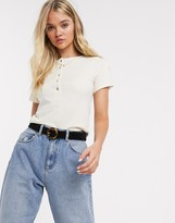 We The Free By Free People by Free People What's Up Henley t-shirt