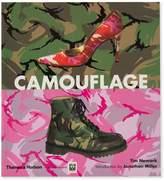 Pretty Green Camouflage Book