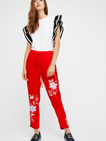 Free People Jace Track Trouser