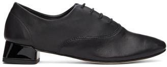 Repetto Black Mark Oxfords