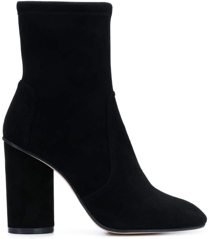 ddc165922859 Block Heel Ankle Boots - ShopStyle