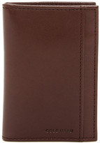 Cole Haan Folding Leather Card Case II