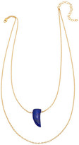 Heather Hawkins Little Gem Horn Drape Necklace