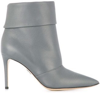 Paul Andrew Banner stiletto ankle boots