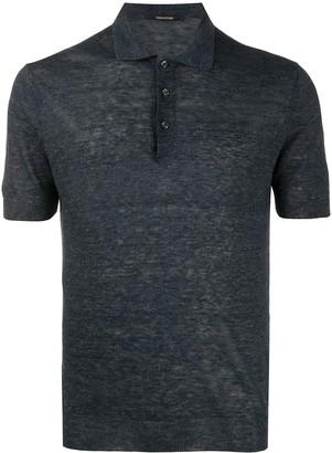 Tagliatore Jose short-sleeved polo shirt