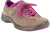 Dansko Suede Lace-Up Casual Sneakers - Elise