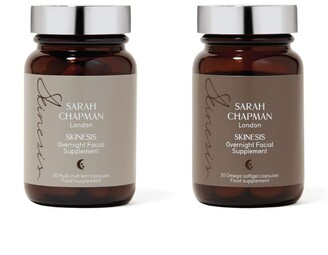 Sarah Chapman Overnight Facial Supplement Duo