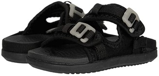 Native Davis (Toddler) (Jiffy Black) Kid's Shoes