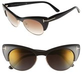 Tom Ford 'Lola' 54mm Sunglasses