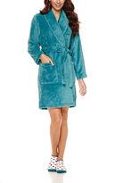 Asstd National Brand Comfort & Co Fleece Robe Sock Set