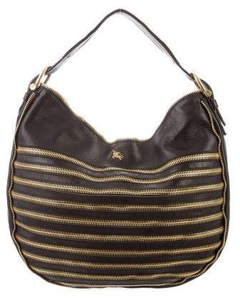 f3d198401338 Burberry Hobo Bags - ShopStyle