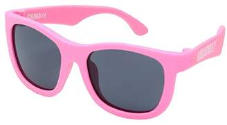 Babiators Original Navigator Sunglasses (0-2 Years) (Think Pink) Sport Sunglasses