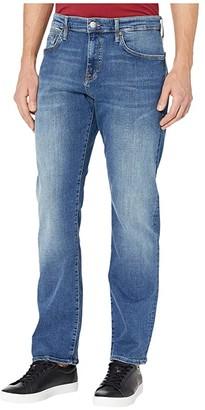 Mavi Jeans Matt Mid-Rise Relaxed Straight in Mid Brushed Cashmere (Mid Brushed Cashmere) Men's Clothing