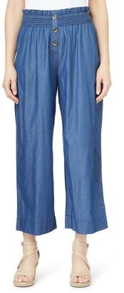 C&C California Penelope Smock Waist Pants