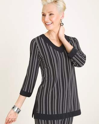 Travelers Collection Striped Tunic