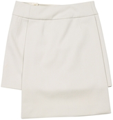Louis Vuitton Wool Mini Skirt