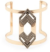 Sole Society Deco Statement Cuff