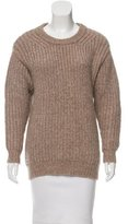 Edun Alpaca Crew Neck Sweater
