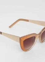MANGO Purpurine Sunglasses