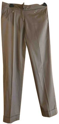 Trussardi Spandex Trousers for Women