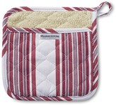 Williams-Sonoma Hampton Stripe Potholder, Claret