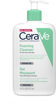 CeraVe Foaming Facial Cleanser 473Ml