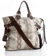 Marc Ecko Shape Your World Item Tote