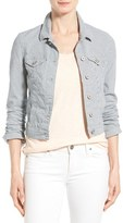 Mavi Jeans Women's 'Samantha' Stripe Denim Jacket