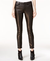 Bar III Coated Pants, Only at Macy's