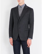Tom Ford Single-breasted slim-fit cashmere jacket