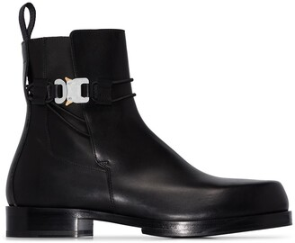 Alyx buckle-strap Chelsea ankle boots