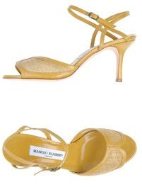Manolo Blahnik High-heeled sandals
